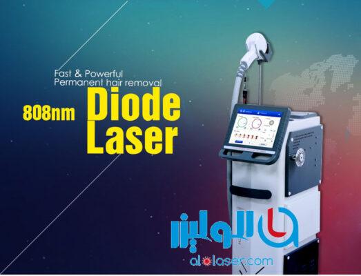 دستگاه لیزر دایود 808 دیلر